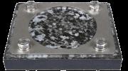 Block-Tag: Dimensions (LxWxH): 120 x 100 x 30mm